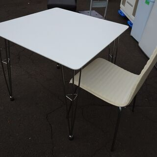 テーブル 椅子セット ダイニングセット   幅75 奥行7…