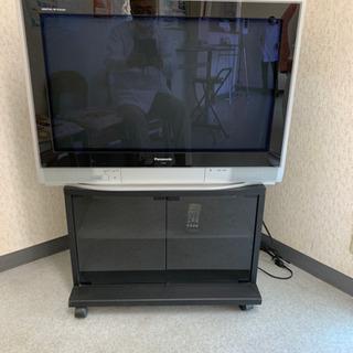 2004年製パナソニックブラウン管テレビ