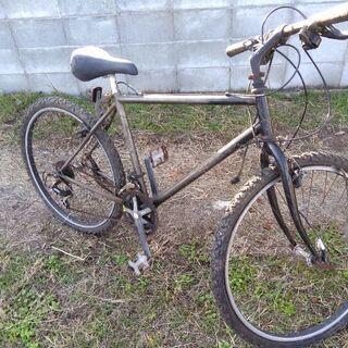 レストアベース マウンテンバイク27型