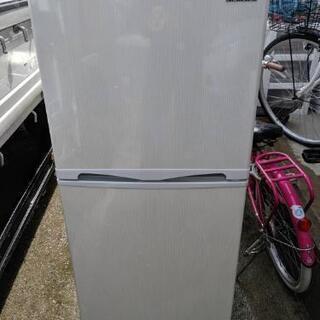 アビテラックス冷蔵庫138リットル美品