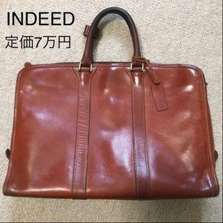 【ネット決済・配送可】INDEED インディード ビジネスバッグ