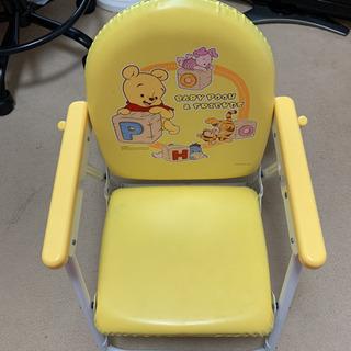 ベイビープーのベビー椅子