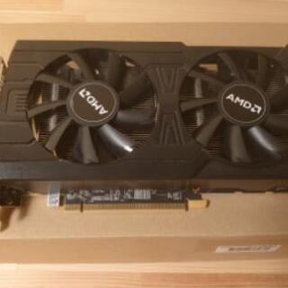 PC用グラフィックボード Radeon RX570 GDDR5