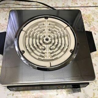 お鍋に最適 電気コンロ(東芝製:HP-129)