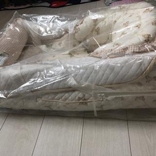 クーファン 持ち運びベット 日本製