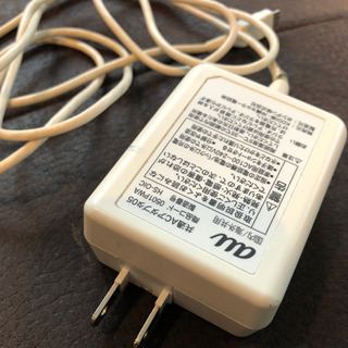 ACアダプタ05 0501PWA  スマホ充電器