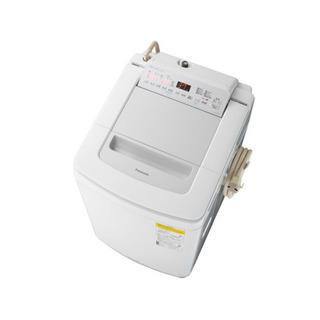 【新品未使用】NA-FD80H8-S パナソニック 洗濯乾…