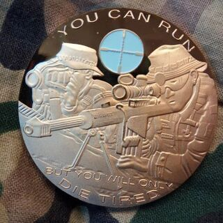 U.S. Army Sniper Gold challenge ...