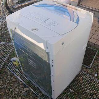 SHARP 全自動洗濯機 5.5kg ES-GE55P-A 2014年製  - 売ります・あげます