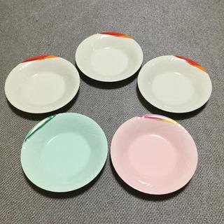 皿 サラ さら  春の色めき皿 メルシャン セレクト (5枚)3...