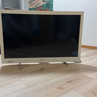 【SONY】デジタルハイビジョン液晶テレビ