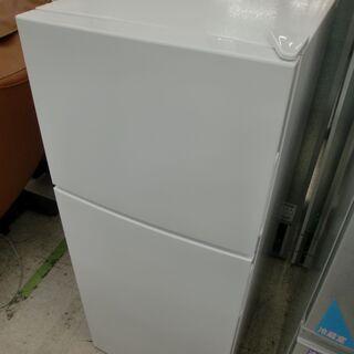 【クリーニング済】MAXZEN 118L 2ドア冷蔵庫 「JR1...