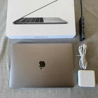 【ネット決済・配送可】【美品】【上位モデル】MacBook Pr...