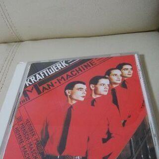 【CD】クラフトワーク『人間解体』