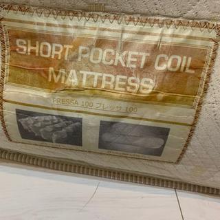 差し上げます。ニトリ ポケットコイル マットレス シングル