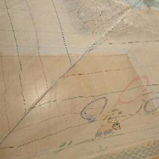 ベビー蚊帳(日本製/ベッド兼用)
