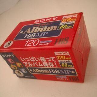 【再! 値下げしました】 ソニー ビデオカメラテープ Hi8  ...