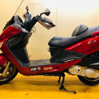 SYM RV125i 小型 125cc