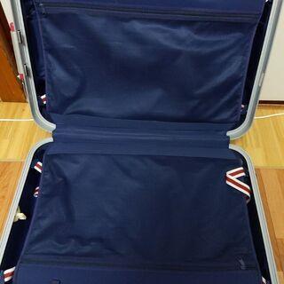 TSAロック大型スーツケース