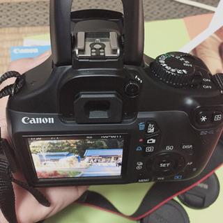カメラcanon