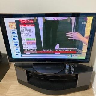 【ネット決済】Panasonic50型テレビ、DVDレコーダー、...