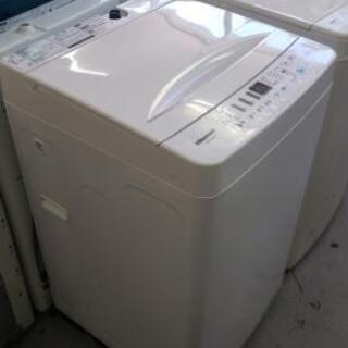 【4.5kg洗濯機】ほぼ新品♪単身なら3日分回せます♪お安くご提供! - 柏原市