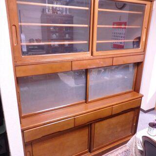 食器棚 和風 キッチン 家具 ダイニング 昭和 レトロ