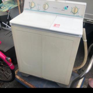 二槽 洗濯機 無料 0円 − 大阪府