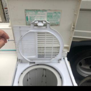 二槽 洗濯機 無料 0円 - 売ります・あげます