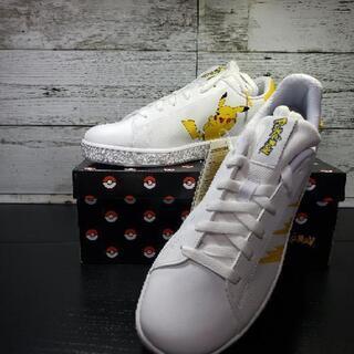 【ネット決済】adidas×Pokemonスニーカー