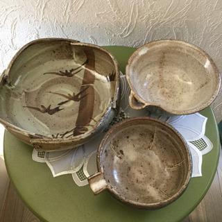 菓子鉢  皿  鉢皿  大鉢  大皿  食器  茶道具  テーブ...
