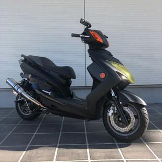 国産 シグナスX SR 3型 大阪〜 程度 良好 27000キロ