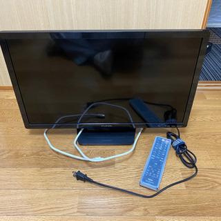 2019年製24型テレビ
