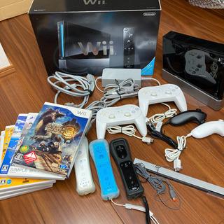 ニンテンドー Wii 全てセット