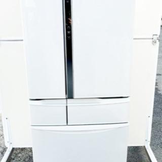 ①‼️大容量‼️1321番 Panasonic✨ノンフロン冷凍冷...