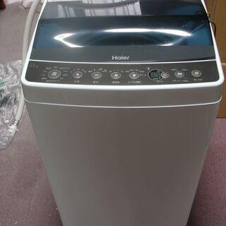 【お話し中】洗濯機 Haier JW-C45A 4.5㎏ ...