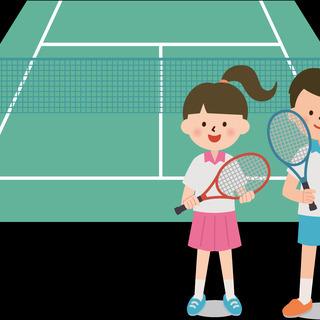 第1回 ジュニア テニス草試合 小学生の部  初心者大歓迎