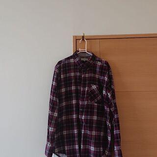 メンズネルシャツ2枚