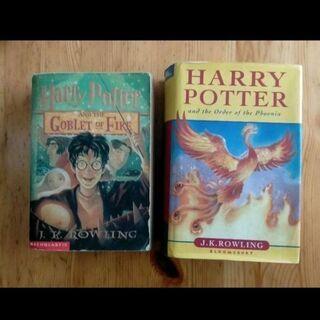 英書 ハリーポッター 2冊セットで