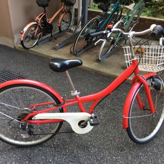 ※お引き渡し決定 people 子供用自転車 小1(6歳)〜小6...