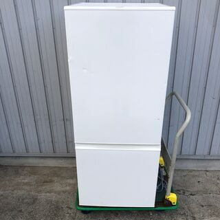 【AQUA】 アクア ノンフロン 冷凍冷蔵庫 冷蔵室130…
