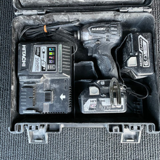 HIKOKI  WH18DDL2 セット インパクトドライバー