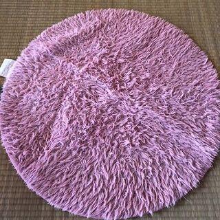 ニトリ円形丸型マット