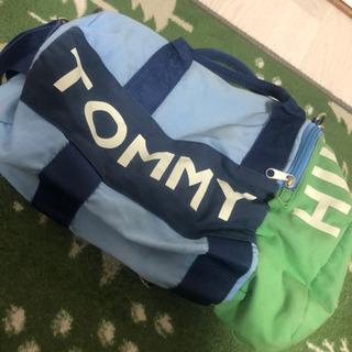 TOMMY HILFIGER 2wayバッグの画像