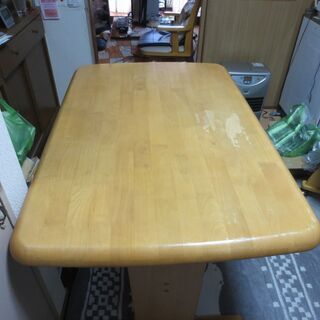 テーブル作業台にでも