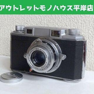 ジャンク扱・シャッター切れる★Konica コニカ Ⅰ型 小西六...