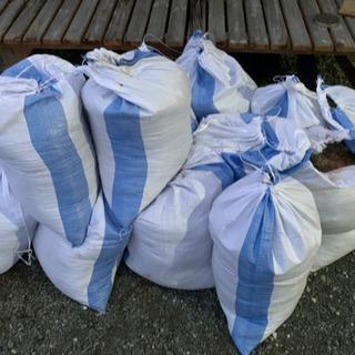 【取引中】残土 10袋 引取限定の画像