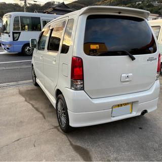 スズキ ワゴンR ターボ 車検付き3年6月まで