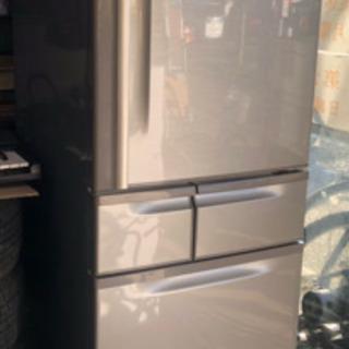 (相談中)TOSHIBA 冷蔵庫 2007年 401L