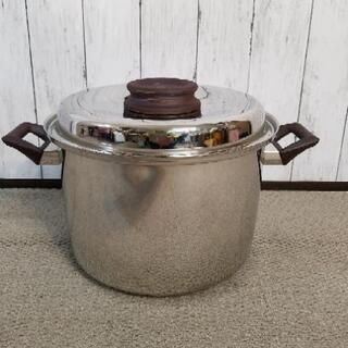 San Krone 両手鍋 蒸し器 27㎝
